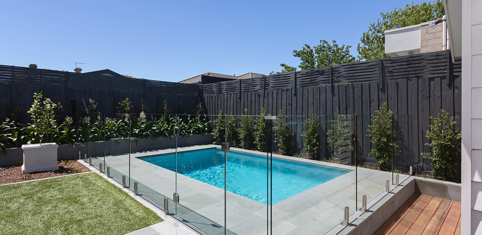 Pools For Small Spaces Melbourne Baden Pools