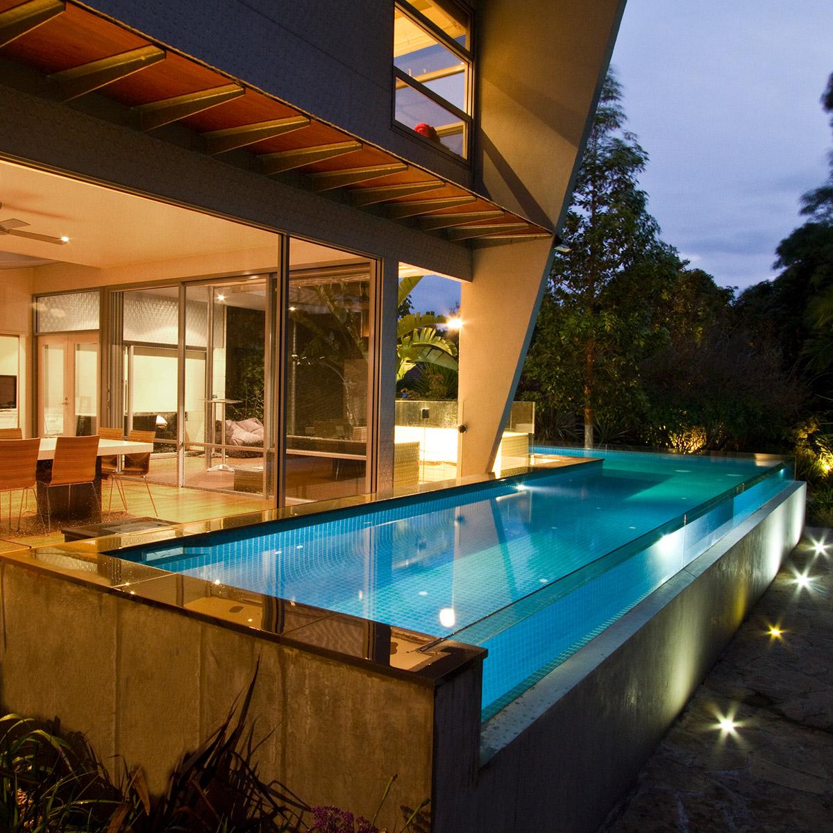 concrete pool designs