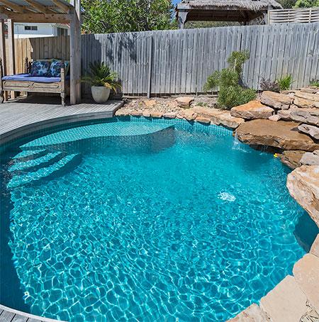 indoor swimming pool builders