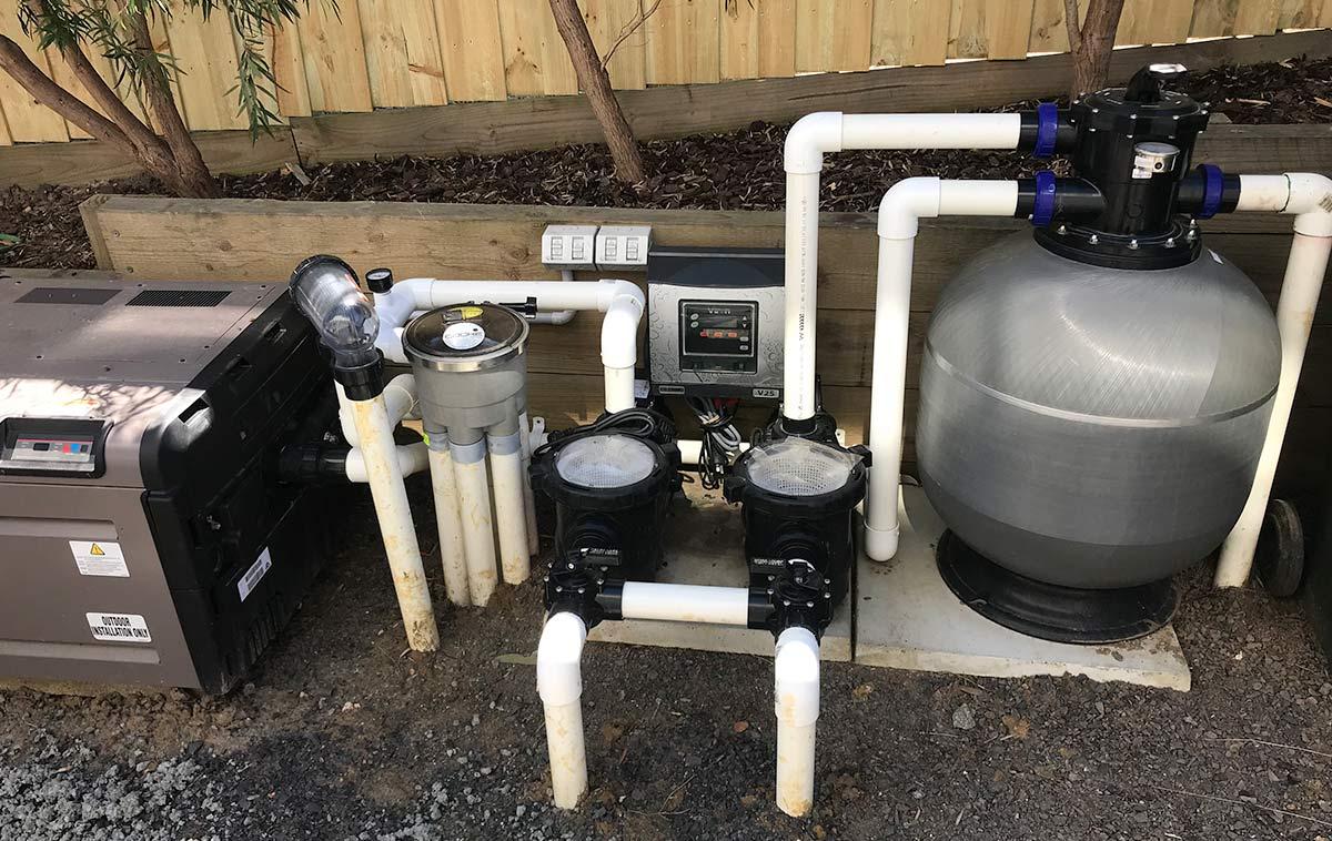 pool equipment covers