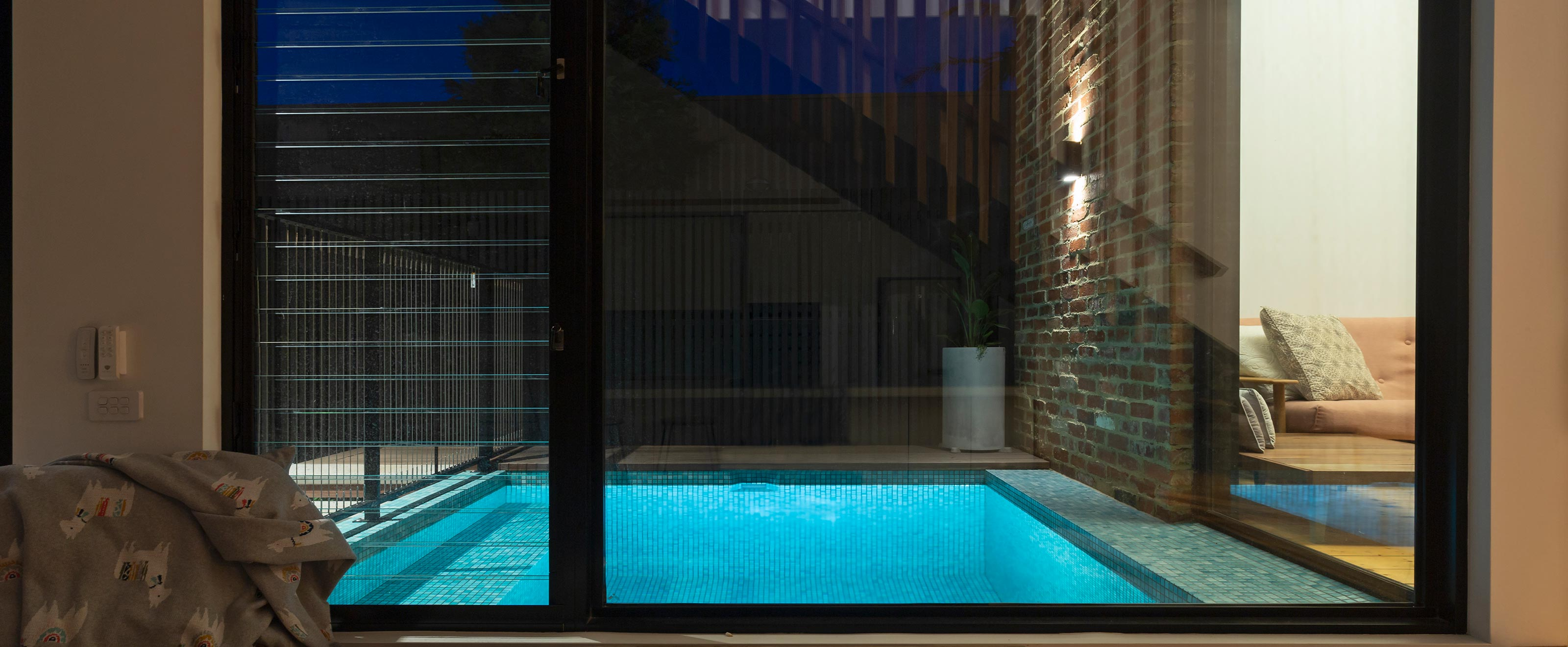 small plunge pool designs