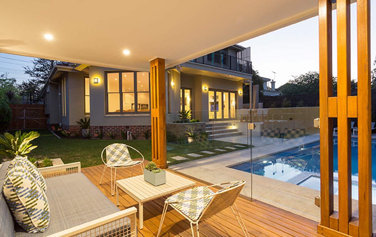 pool landscaping designs
