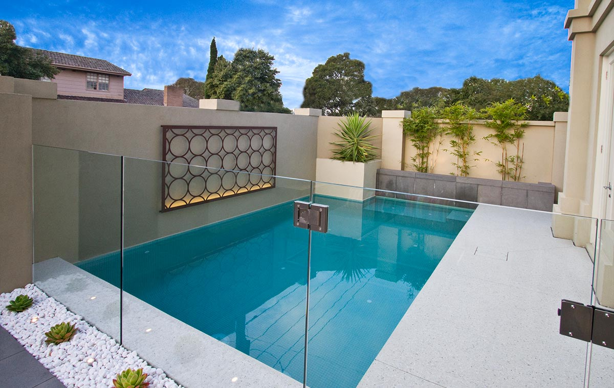 courtyard pools melbourne