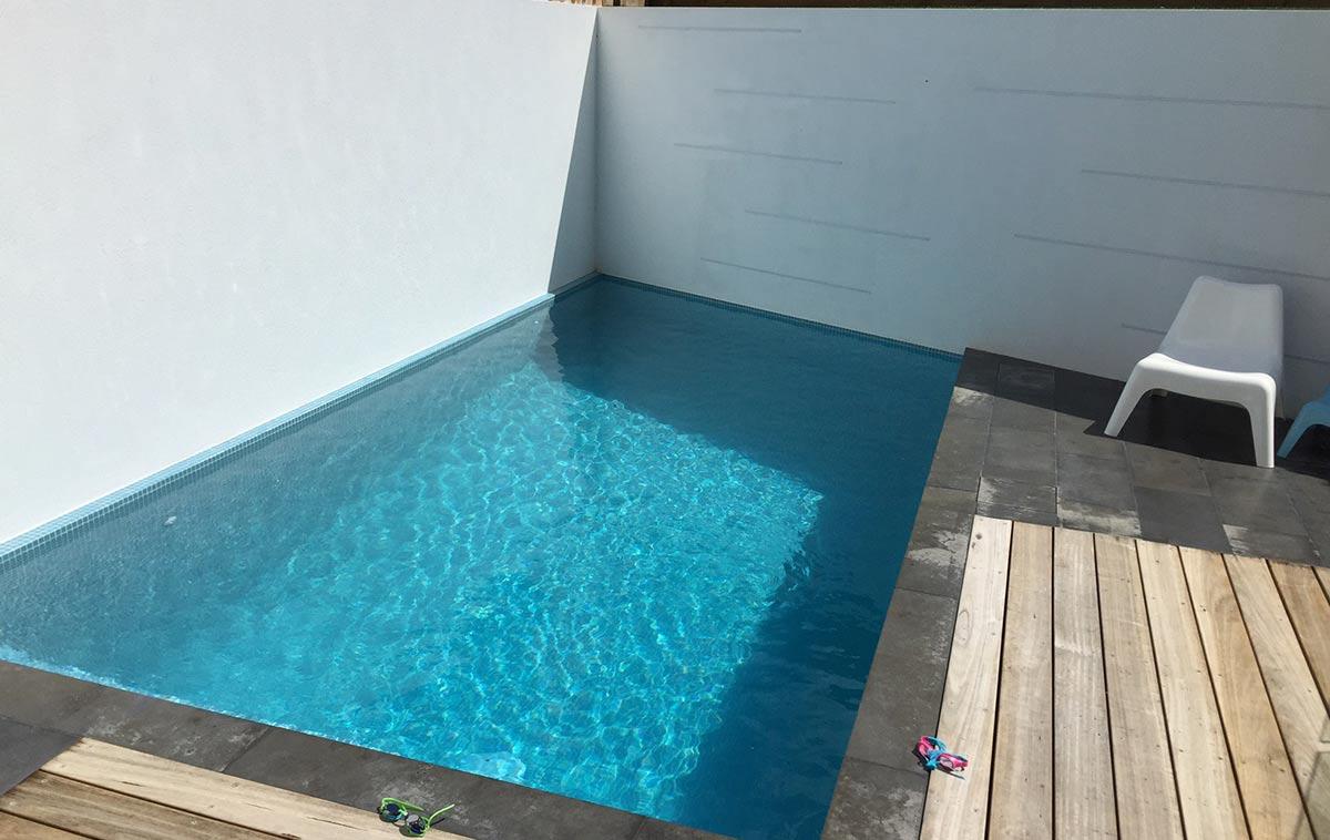 courtyard pools