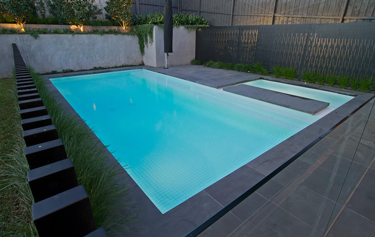 inground concrete pools