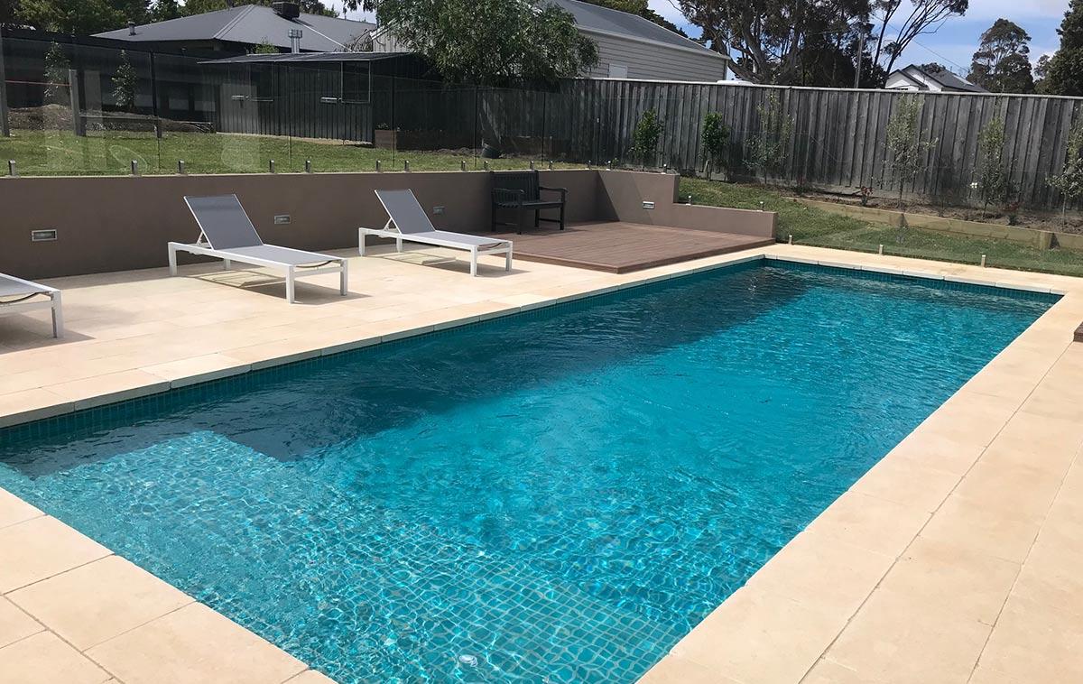 inground pools builder