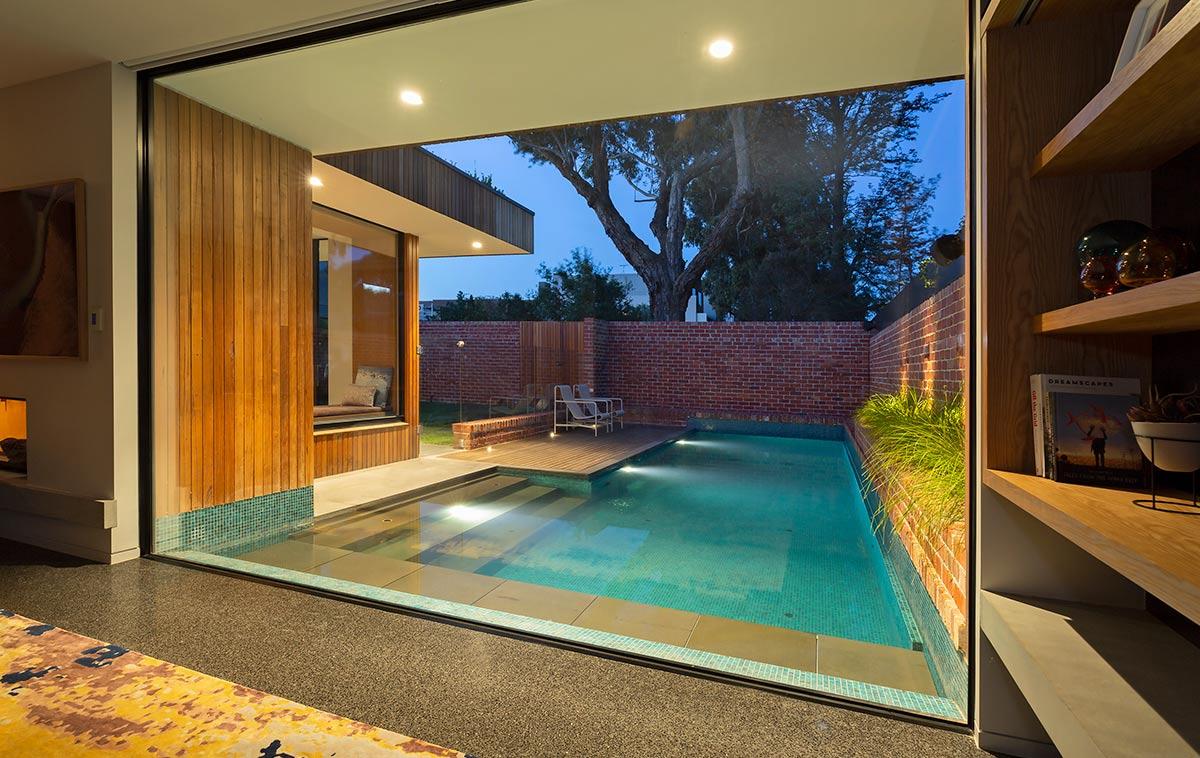 inground plunge pool melbourne