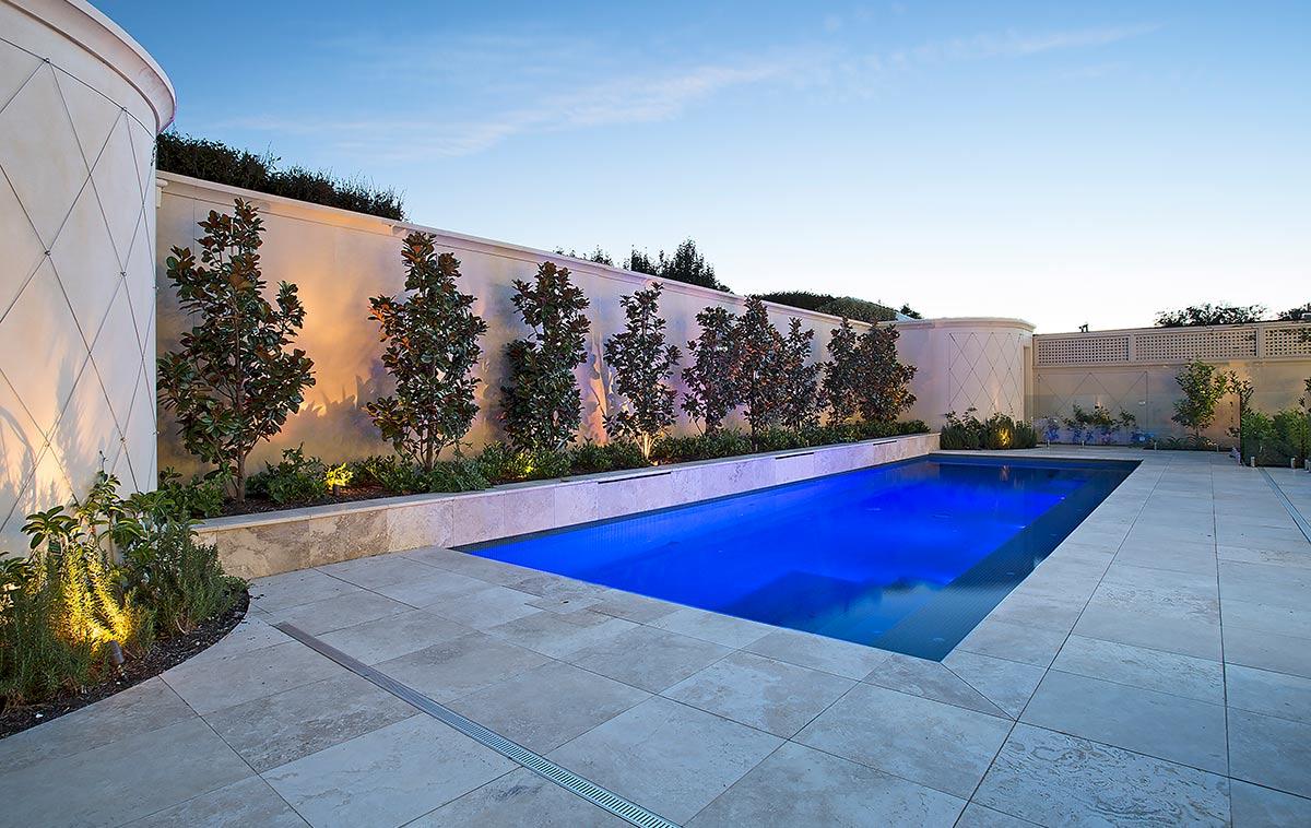 inground plunge pools