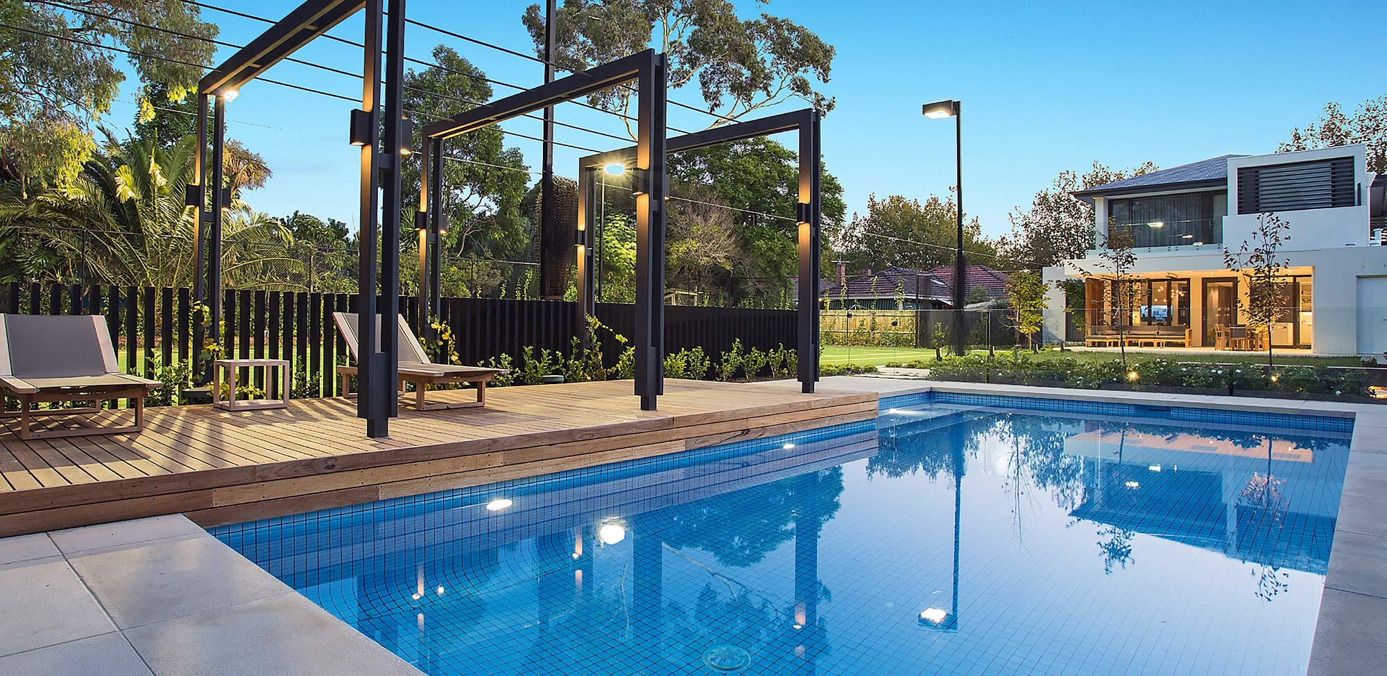 pool designs australia
