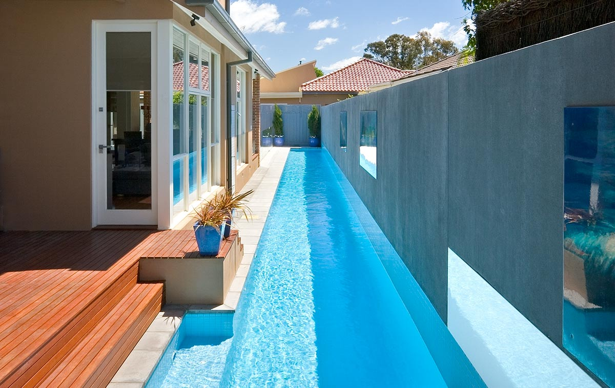 lap pool cost
