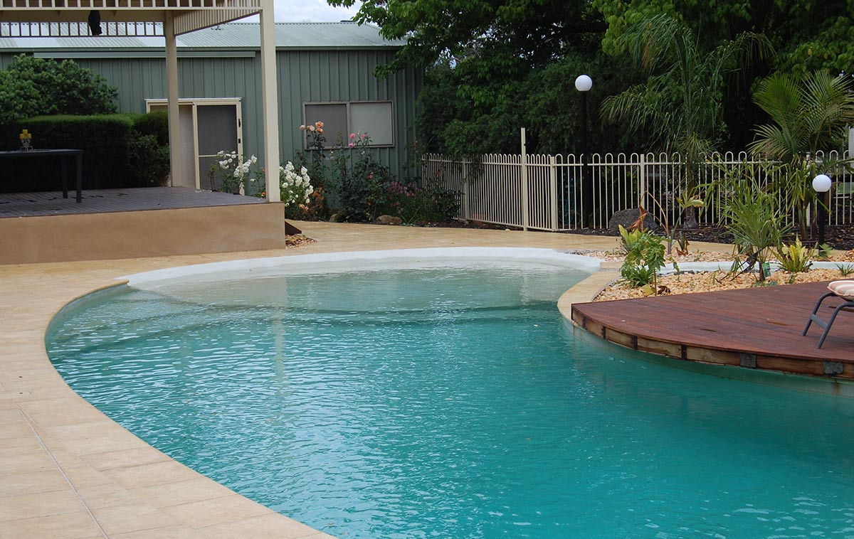 natural pools australia