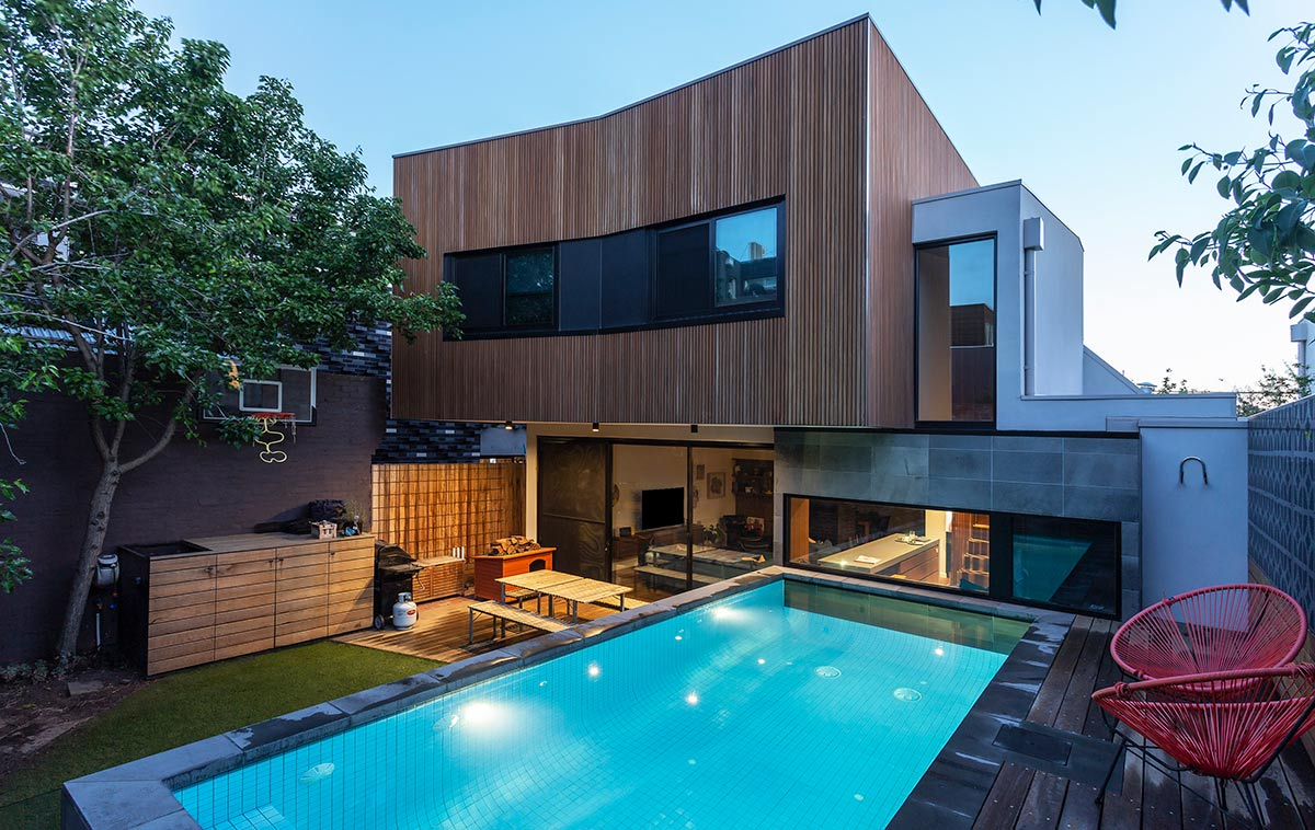 small plunge pool melbourne