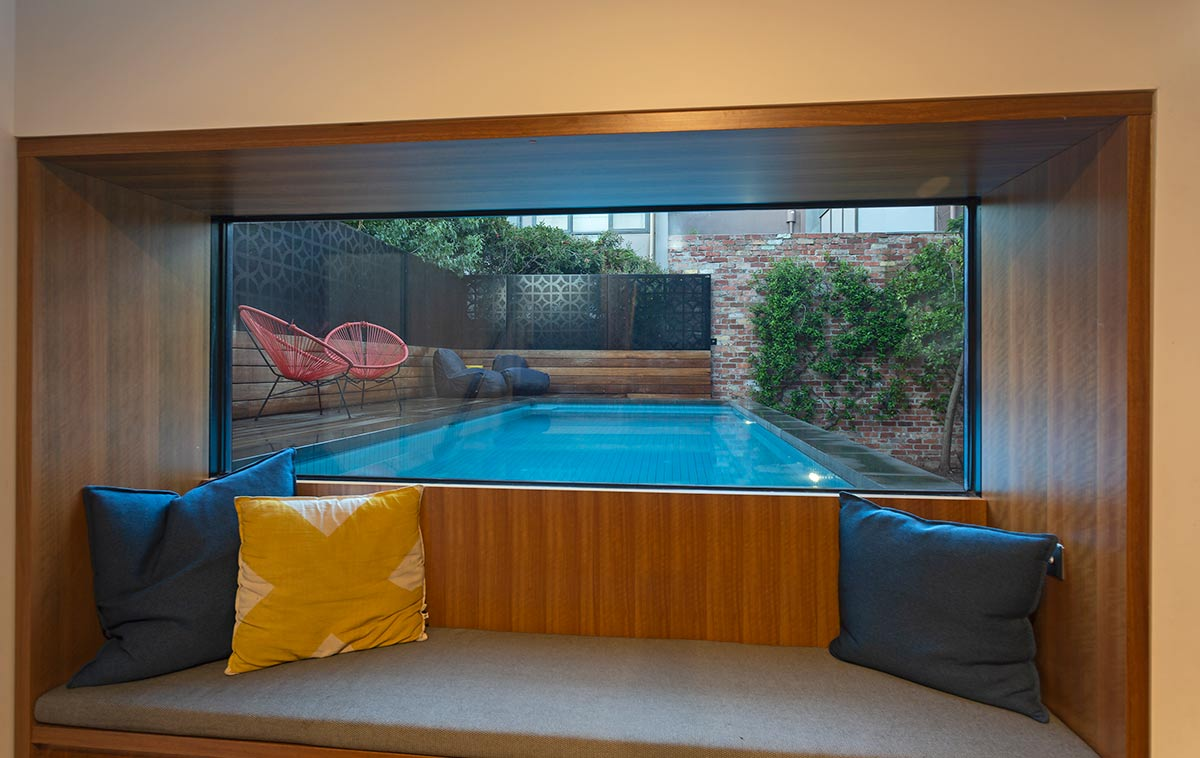 concrete plunge pool melbourne