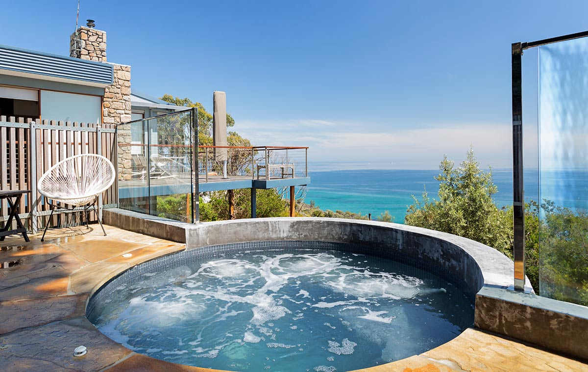 pools for small areas mornington
