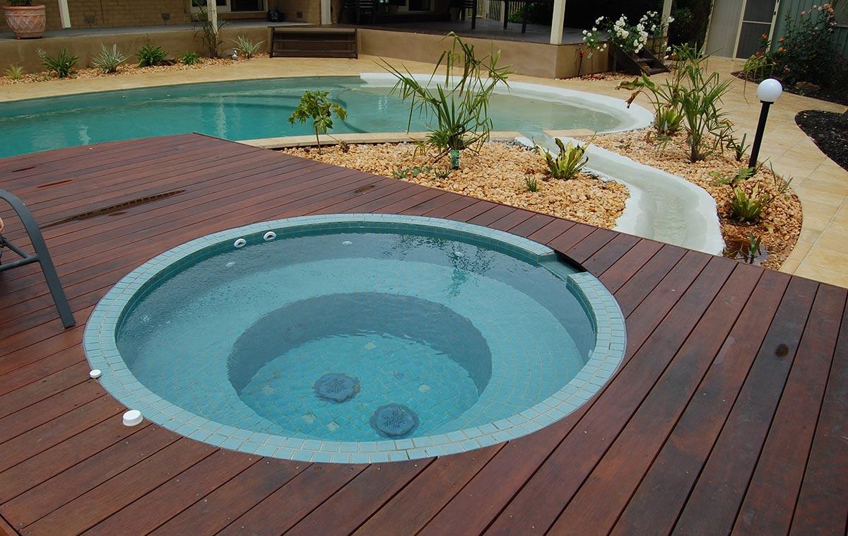 combination pool