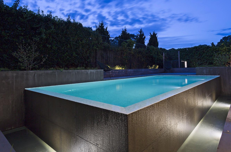 swimming pool builders